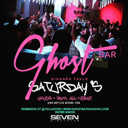 Club Se7en - Ghost Bar - House  - EDM
